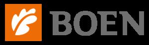 Boen parkets logo