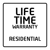 Lifetime Residential Warranty