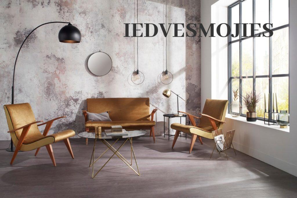 Dzīvojamā istaba – interjera idejas!