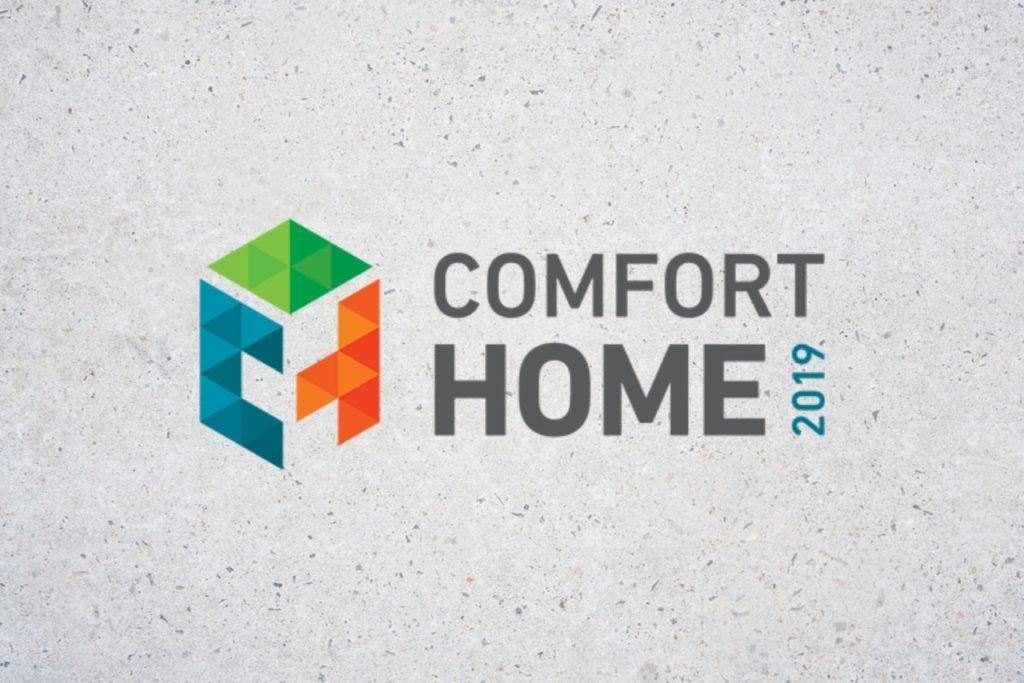 Izstāde Comfort Home 2019 jau septembra beigās!